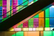 Технология окраски стекла